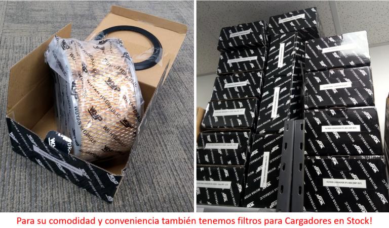 FILTROS CARGADORES DE TOLVA STOCK