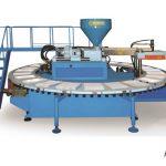 Inyectora rotativa calzado de PVC Cabbonline