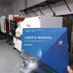 Manual de usuario haitai inyectora