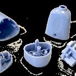 fichas plasticas moldes diseño