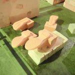 moldes matrices calzado