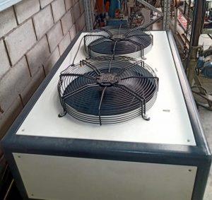 chiller enfriador ventilador
