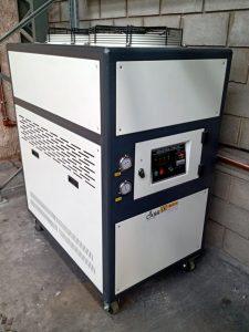 Chiller aire enfriador inyectoras plasticas